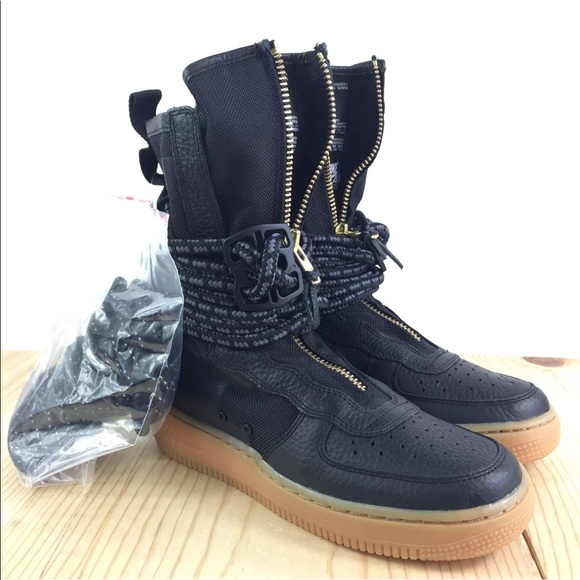 online store f804e 4a960 Nike SF Air Force 1 Hi Size 7 Womens Boots NWT